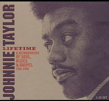 Johnnie Taylor - Lifetime [New CD] Boxed Set