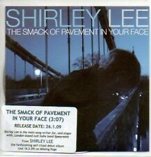 (652J) Shirley Lee, The Smack of Pavement in You- DJ CD