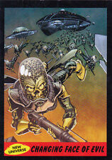 2012 TOPPS MARS ATTACKS HERITAGE NEW UNIVERSE CARD #10 CHANGING FACE OF EVIL
