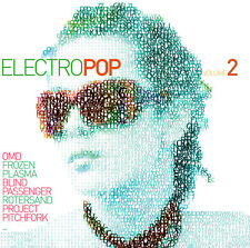 CD Eléctrico Pop 2 de Varios Artistas 2CDs