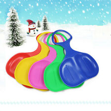 1pc Kids/Adult Thicken Plastic Winter Sports Skiing Boards Snow Sledge Pad Sled