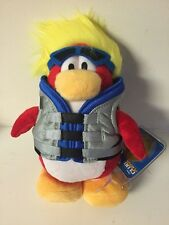 Disney Club Penguin Series 6 Water Sport Plush BRAND NEW & RARE!