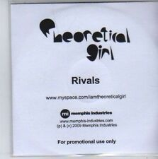 (BB222) Theoretical Girl, Rivals - DJ CD