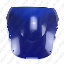 New Style Blue Motorcycle Windshield Windscreen For Honda CBR1100XX 1996-2007