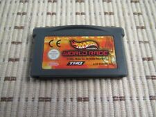 Hot Wheels World Race für GameBoy Advance SP und DS Lite