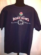 2009 vintage Rose Bowl Penn State New mens t shirt check photos