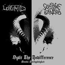 WIGRID / Sunshine & Lollipops - Split the Indifference (DSBM Xasthur, Nargaroth)