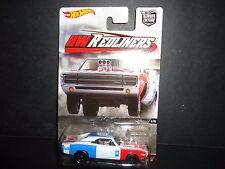 Hot Wheels Dodge Charger RT 1970 HW Redliners 1/64 DJF77 956G