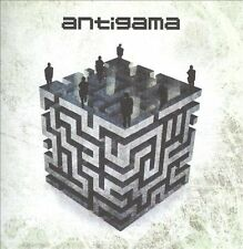 Warning by Antigama (CD, Mar-2009, Relapse Records (USA))