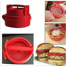 1PC Kitchen Stuffed Burger Press Hamburger Grill BBQ Patty Maker