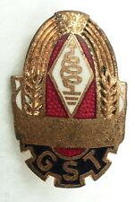 GST687d-3 vgl. Band VII Nr. 687 d Amateurfunk Leistungsabzeichen in Bronze