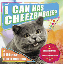 Eric Nakagawa I Can Has Cheezburger (Icanhascheezeburger.Com) Excellent Book