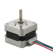 Stepper Motor Nema17 Shaft for 5mm Pulley RepRap CNC Prusa 3D Printer Loud