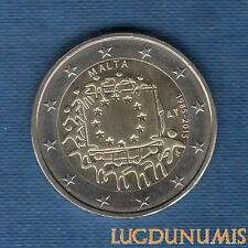 2 euro Commémo – Malte 2015 Drapeau Européen  - Malte