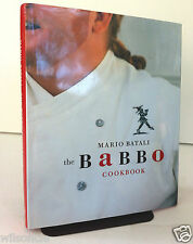 NEW The Babbo Cookbook by Mario Batali (2002, Hardcover)