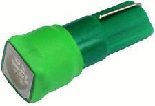 GRÜNE LED SMD T5 w1.2w Tacho bleuchtung Instrumenten Beleuchtung Lampe grün