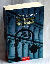 DIE TRÄNEN DES TEUFELS - Jeffrey Deaver