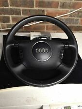 Audi allroad A6 4B C5 GENIUNE Tiptronic Multi Function Steering Wheel & Air Bag