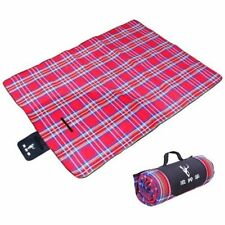 80'' * 60'' Moistureproof Rug Outdoor Beach Mat Camping Mattress Picnic Blanket