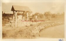 1920s Texas Oil Boom Photo #26 Breckenridge Water Co TX