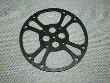 "12"" Movie Film Reel Laser Cut Wood Wall Decor Art Theater Cinema"