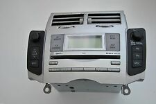 TOYOTA YARIS 2006 CD PLAYER TUNER HEAD UNIT 86120-52480 CQ-TS0570A