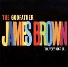 The Godfather: The Very Best Of... by James Brown (CD, Apr-2002, Universal)