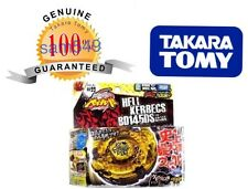 TAKARA TOMY Beyblade Metal Fight BB99  Hades Hell Kerbecs BD145DS +Launcher USA