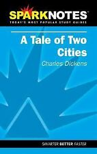 A Tale of Two Cities (SparkNotes Literature Guide)