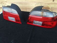 BMW E39 (00-03) 5 SERIES M5 530I 525I OEM LED TAIL LIGHT LIGHTS PAIR