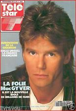 ▬► Télé Star N° 709 de 1990  RICHARD DEAN ANDERSON_SANDA_MICHÈLE TORR_H.AUFRAY