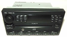 Ford F150 Pickup Truck Radio - AM FM CD Player w Auxiliary Input 3L3T-18C815-CA