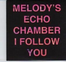 (DI847) Melody's Echo Chamber, I Follow You - 2012 DJ CD