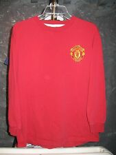Manchester United Classic Red Medium Long Sleeve Shirt