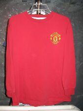 Manchester United Classic Red Medium Long Sleeve Shirt