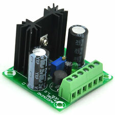 -1.5 to -29V DC Negative Voltage Adjustable Regulator Module Board, LM337 IC.