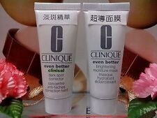 "[CLINIQUE] Even Better ""Dark Spot Corrector"" + ""Mask""Each(0.5oz/15ml) FREE POST"