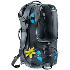 Sac à dos Deuter Traveller 60+10 SL Black - Neuf