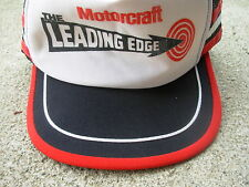 Ford Motorcraft VINTAGE Snap Back Mesh Trucker Hat