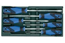 Gedore 1523694 - 1500 ES-2150 PZ Screwdriver set in 1/3 ES tool module