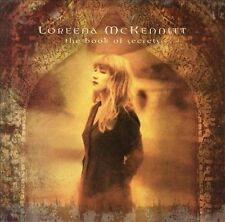 The Book of Secrets [Bonus DVD] [Limited] by Loreena McKennitt (CD, Sep-2004,...