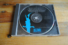 Jeu IBM PC WARCRAFT II TIDES OF DARKNESS (CD-ROM version, only game)