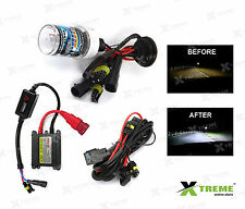 Xtreme HID Xenon H4 Head Light Kit 8000k For Hyosung GT650R