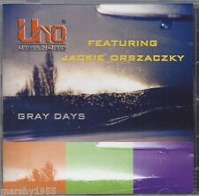Urban Noise (Laszlo Halper) - Gray Days CD