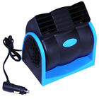 HX-T301 DC 12V Auto Car Truck Air Fan Speed Adjustable Silent Cooler Blower Cage