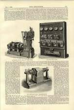 1890 Chelsea Supply Co Centralita Motor Motor Eléctrico