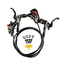 Shimano Deore XT M8000 MTB Mountain Disc Brakes Hydraulic Set Front & Rear Black