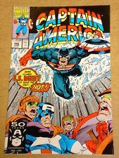 CAPTAIN AMERICA #386 MARVEL COMIC HIGH GRADE NICE CONDITION JUNE 1991
