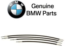 BMW Vertical + Seat Back Adjustment Cable Driveshaft Set Front E38 E39 M5 750il
