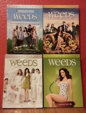 Weeds Season 1-4 DVD Box Set 50 Episodes Like New